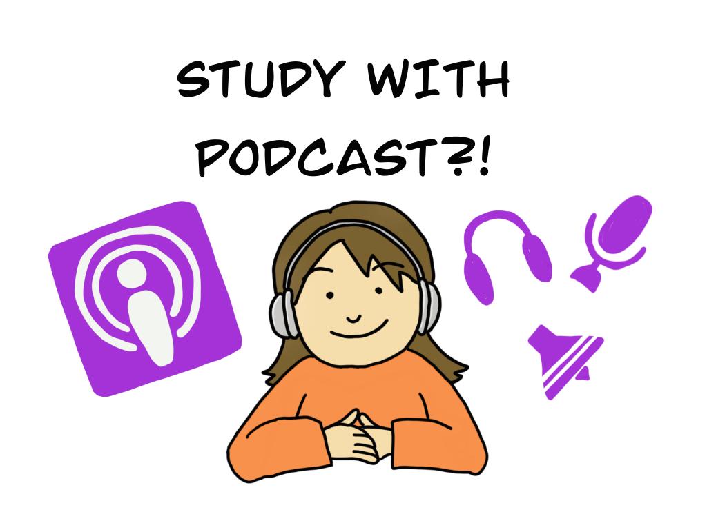 英語学習オススメpodcast! 1
